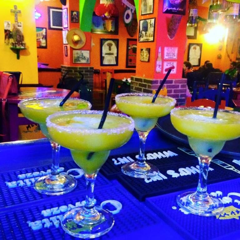 restaurante mexicano cáceres