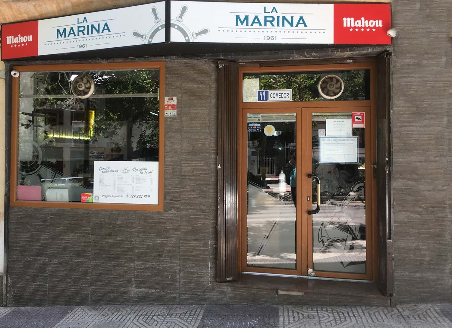 Bar Restaurante La Marina