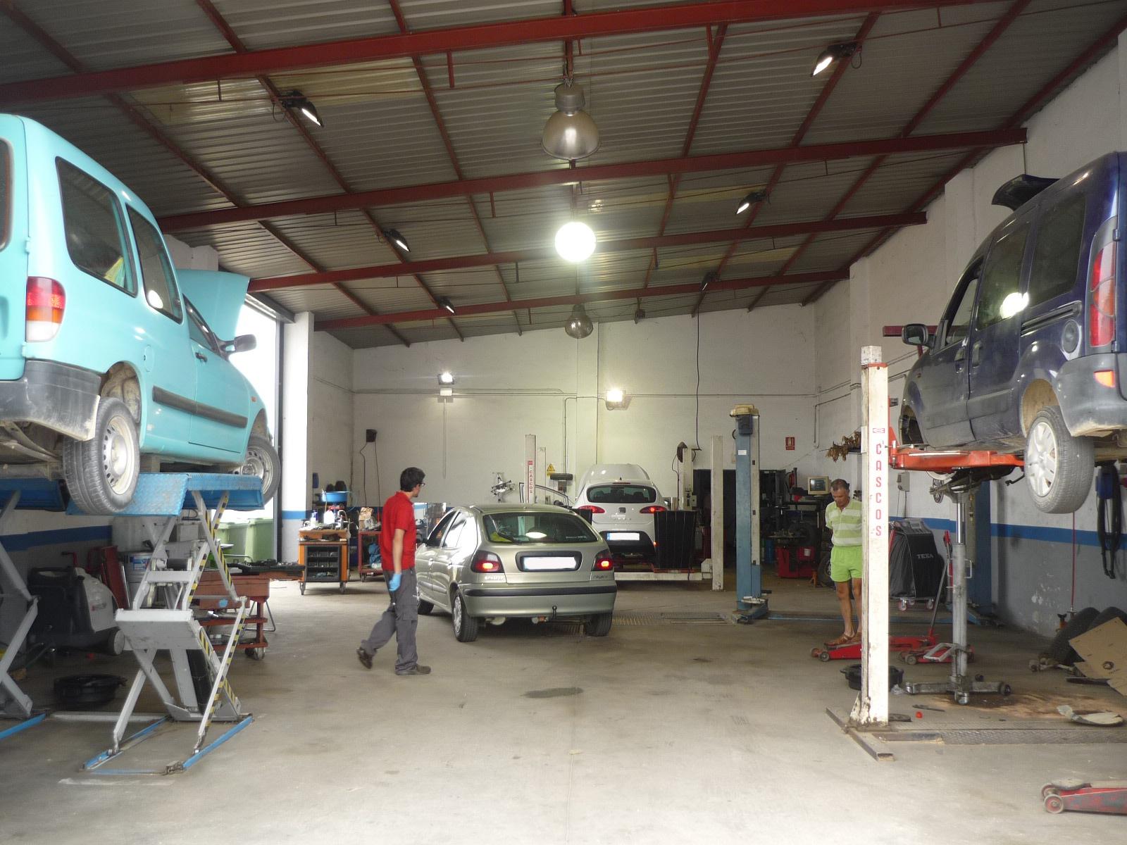 talleres, mecánicos, sánchez