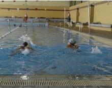 La piscina climatizada de la ciudad deportiva de c ceres for Piscina climatizada teruel