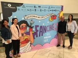 La vigésima edición del  FANCINEGAY, FESTIVAL de cine LGBT de Extremadura.