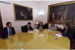La Diputación lleva la fibra óptica a todos los municipios de la provincia de Cáceres.