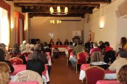El director general de Turismo expone a los socios del Club Birding in Extremadura las acciones previstas para el desarrollo del sector.