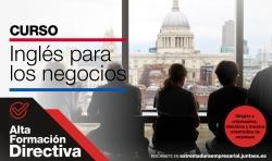 ABIERTO EL PLAZO DE INSCRIPCION PARA LA FORMACION DIRECTIVA INGLES PARA LOS NEGOCIOS.