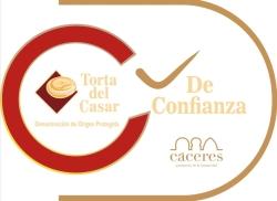 Los turistas que visiten los monumentos de Cáceres podrán degustar Torta del Casar D.O.P. durante este fin de semana.