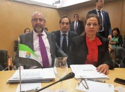 Blanco-Morales afirma que no caben decisiones bilaterales sobre asuntos que son de interés general y critica la actitud de Cataluña