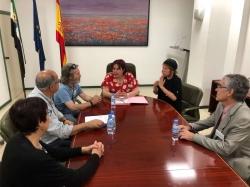 La Junta firma un protocolo con la Asociación de Personas Sordas para desarrollar iniciativas de accesibilidad en el Parque Nacional.
