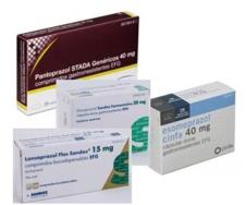 """Los fármacos denominados Inhibidores de la Bomba de Protones (IBP), conocidos  como """"protectores gástricos"""",los más consumidos en Extremadura."""