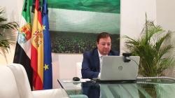 Fernández Vara afirma que el Ingreso Mínimo Vital permitirá diseñar el futuro del país de forma más igualitaria