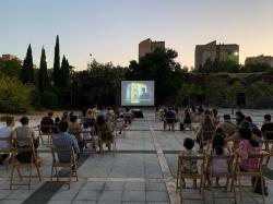 El programa de cine 'Animamos tu barrio' cuelga el cartel de completo en todas las proyecciones