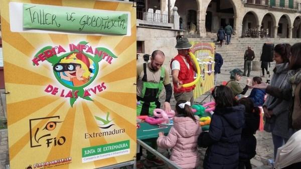 Más de 2.500 personas participaron en las actividades previas a FIO programadas en Plasencia y Trujillo