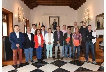 Grupos de Acción Local y Redex reciben 360.000 euros de la Diputación para avanzar en la estrategia de desarrollo local.