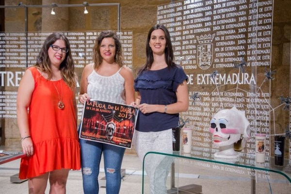 La 15ª edición de la Fuga de la Diabla congregará el día 20 a más de 4.000 personas en Valverde de Leganés