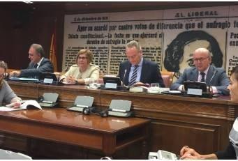 """Cordero: """"Para cumplir los Objetivos de Desarrollo Sostenible internacionales, hay que cumplirlos antes a nivel local""""."""