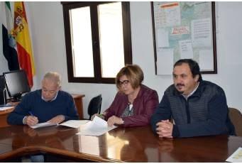 Cinco ayuntamientos se benefician de 1.200.000 euros del Plan Extraordinario para sanear su situación financiera.