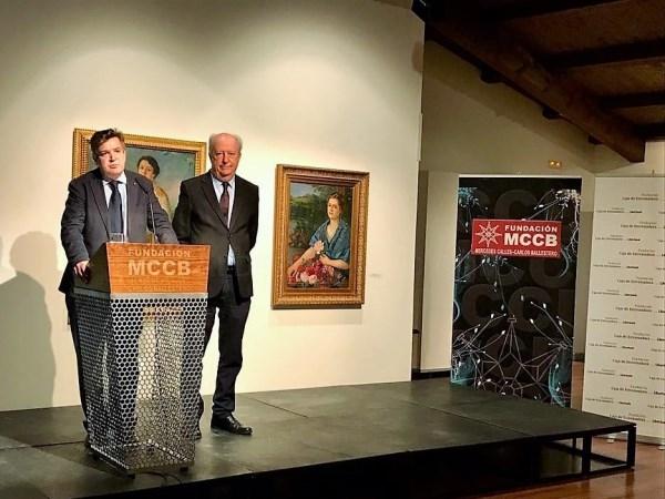 Exposición: Del Costumbrismo a la Modernidad. Colección Fundación Caja de Extremadura.