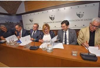 La Diputación amplía el servicio de redacción de proyectos a todos los municipios menores de 20.000 habitantes.