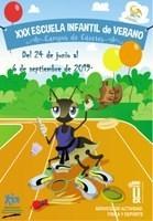 Se ha abierto el plazo de inscripción para las Escuelas Infantiles de Verano del SAFY en  Cáceres y Badajoz