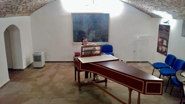COMIENZAN LAS CLASES DE MúSICA EN EL PALACIO DE LA ISLA