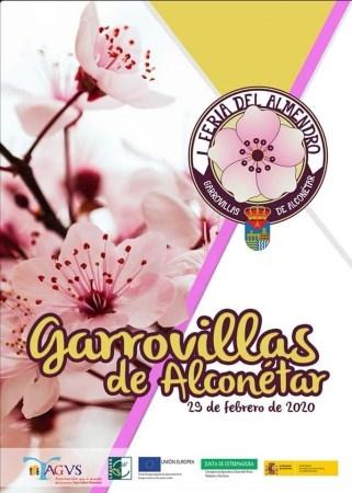 El Ayuntamiento de Garrovillas potencia aun más la floración del almendro con la I Feria del Almendro