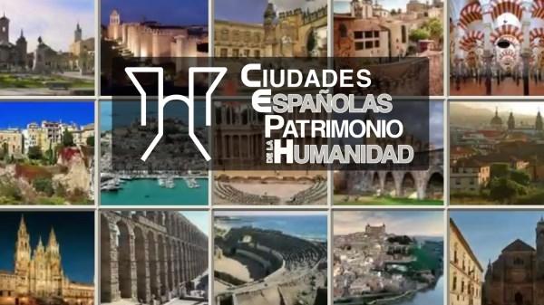 EL GRUPO DE CIUDADES PATRIMONIO DE LA HUMANIDAD LANZA HOY EL SEGUNDO VIDEO DE LA CAMPAñA DE PROMOCIóN TURíSTICA DIRIGIDA AL MERCADO NACIONAL