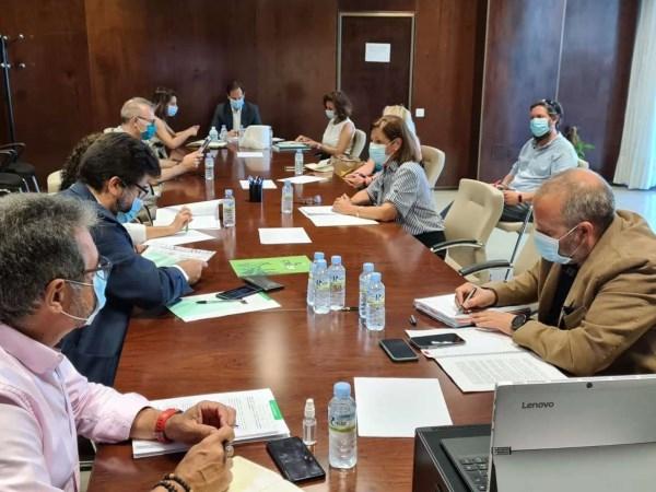 CONSTITUIDAS LAS MESAS DE TRABAJO DE LA AGENDA PARA LA REACTIVACIóN SOCIAL Y ECONóMICA DE EXTREMADURA
