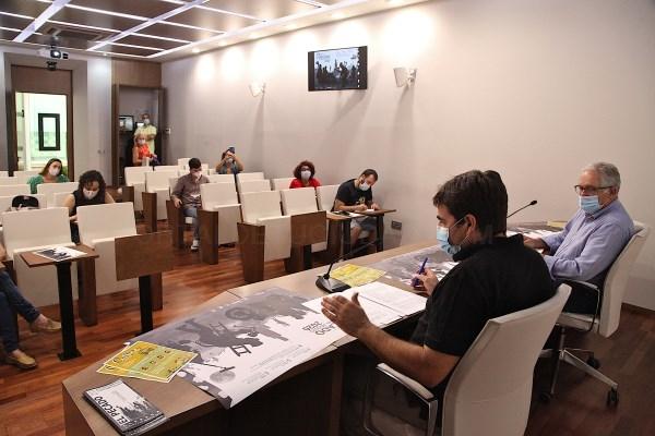 CINCUENTA Y DOS PELíCULAS ASPIRAN A UNO DE LOS PREMIOS DEL XIX CERTAMEN INTERNACIONAL DE CORTOMETRAJES 'EL PECADO'