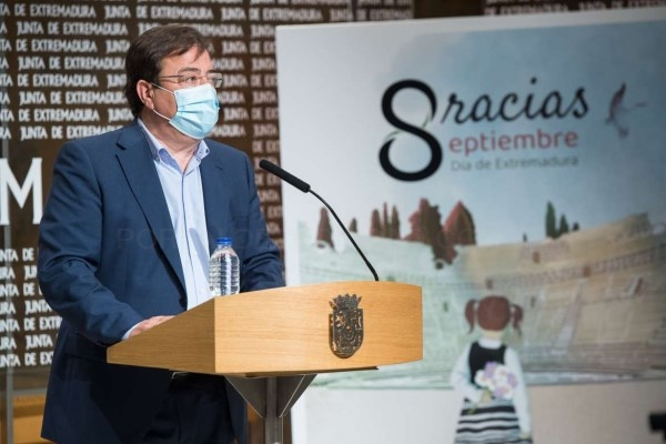 El Consejo de Gobierno concede la Medalla de Extremadura a colectivos e instituciones que han destacado por su trabajo durante la crisis sanitaria