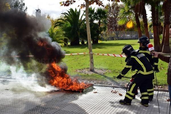 El Consorcio de Prevención y Extinción de Incendios apuesta por la prevención de riesgos laborales de calidad