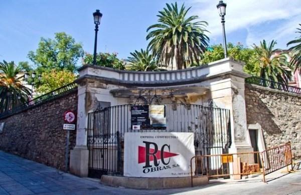 Cáceres refresca el casco histórico con diez fuentes
