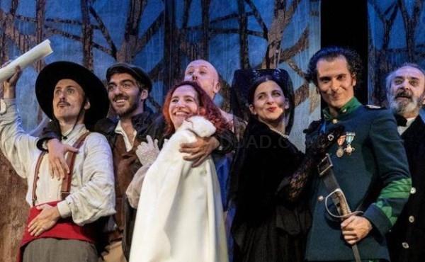 El Festival de Teatro de Cáceres suspende la función de 'Marta la piadosa' por el confinamiento de varios actores