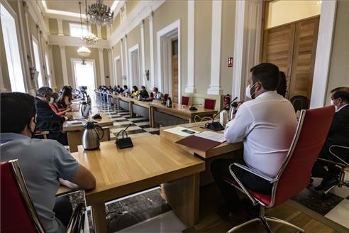 El pleno del ayuntamiento se vacía de contenido