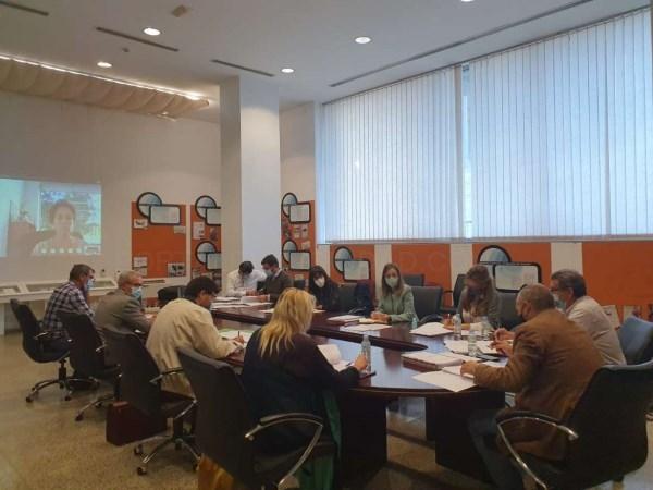 Constituida la Mesa de Empleo y Competitividad Empresarial incluida en la Agenda de la Reactivación Social y Económica de Extremadura