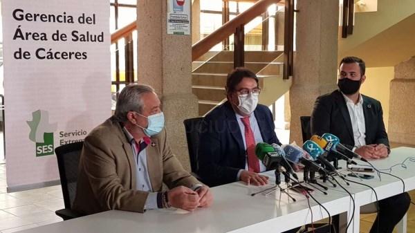 El Hospital Virgen de la Montaña albergará los centros de salud de Zona Centro y Plaza de Argel y se reformará el PAC