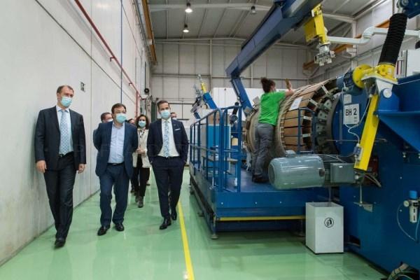 El presidente de la Junta señala que la industria vinculada con la energía será preferente en todos los países de la UE