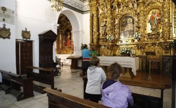 Los nichos del Santuario de Cáceres se venden por 2.000 euros y un periodo de 30 años