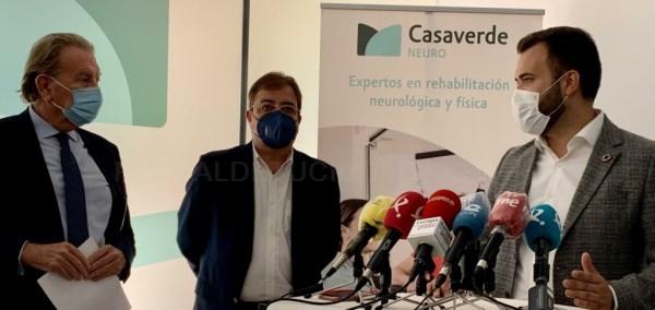 El alcalde Luis Salaya destaca los beneficios para la ciudadanía y la creación de puestos de trabajo de la Clínica Casaverde