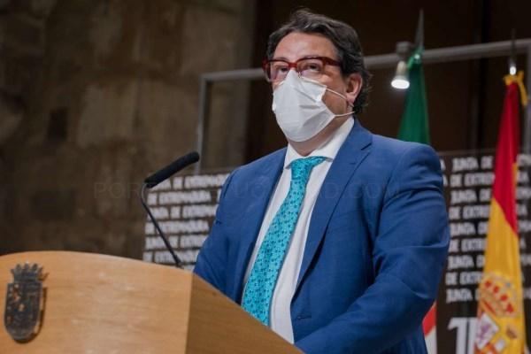 El Consejo de Gobierno propone al TSJEX rebajar al uno el nivel de alerta sanitaria en la región