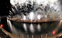 PIROMUSICAL DE RICARDO CABALLER EN 2017. / FILI NAVARRETE | FMG VALENCIA