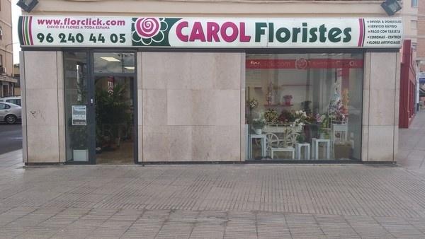 Floristería Alzira Carol