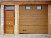 puertas batientes, puertas enrollables