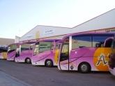 alquiler autobuses, alquilar autobus