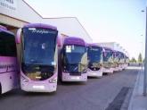 autobuses, Autobuses