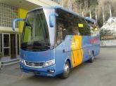 Transportes por carretera, Autocares y autobuses