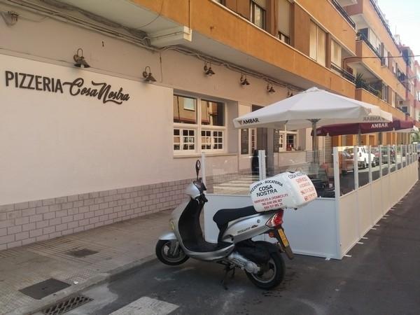 Pizzería Alzira Cosa Nostra