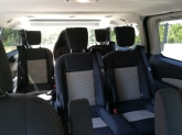 Taxis,  Transporte de viajeros en Ribera Alta