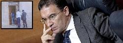 Detenido el delegado del Gobierno de la Comunitat Valenciana, Serafín Castellano, por un caso de corrupción