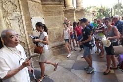 El turismo extranjero deja en la Comunitat 527 millones, el mejor dato en junio en 11 años