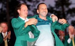 Sergio García se transforma para ganar el Masters de Augusta