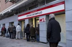 La Comunitat encabeza la destrucción de empleo en España desde navidades